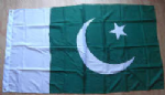 Pakistan Large Country Flag - 3' x 2'.